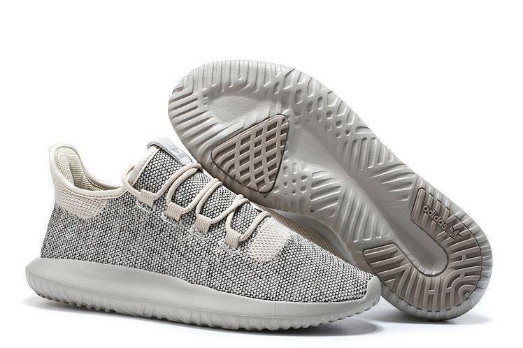 Adidas Tubular Shadow Knit Светло-коричневые
