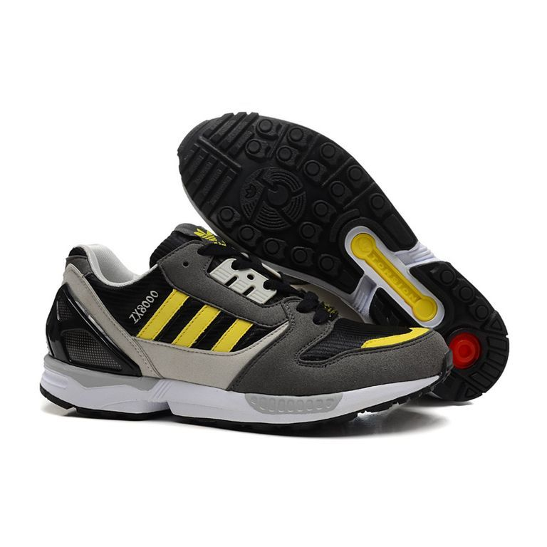 Adidas Zx 8000 Желтые