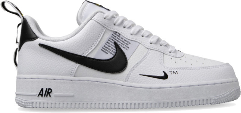 Nike Air Force 1 '07 LV8 UTILITY Белые