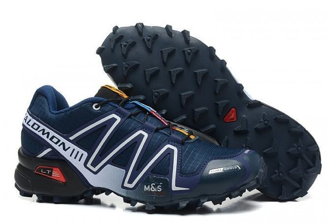 Salomon Speedcross 3 Синие