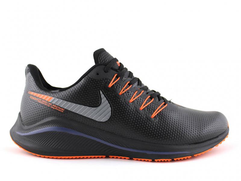 Nike Air Zoom Vomero 14 Черно-оранжевые