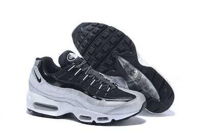Nike Air Max 95 Черно-белые