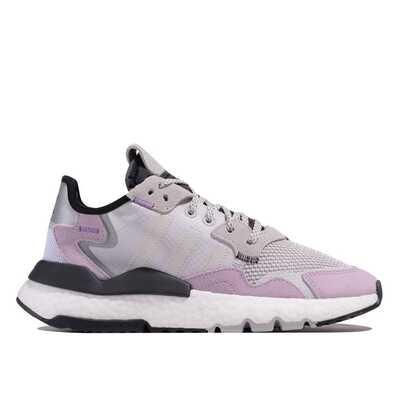 Adidas Nite Jogger Фиолетовые