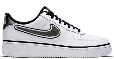 Nike Air Force 1 Low NBA White/Black_mobile