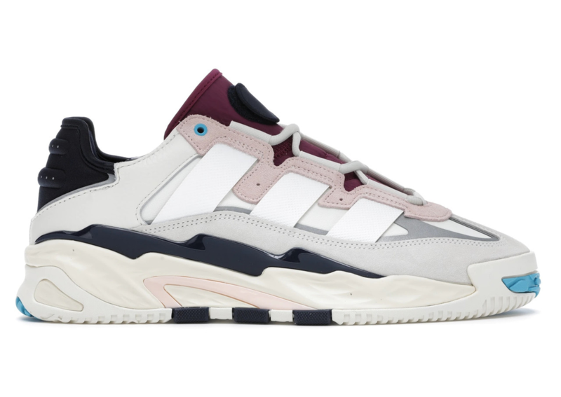 Adidas Niteball White-Pink-Tint