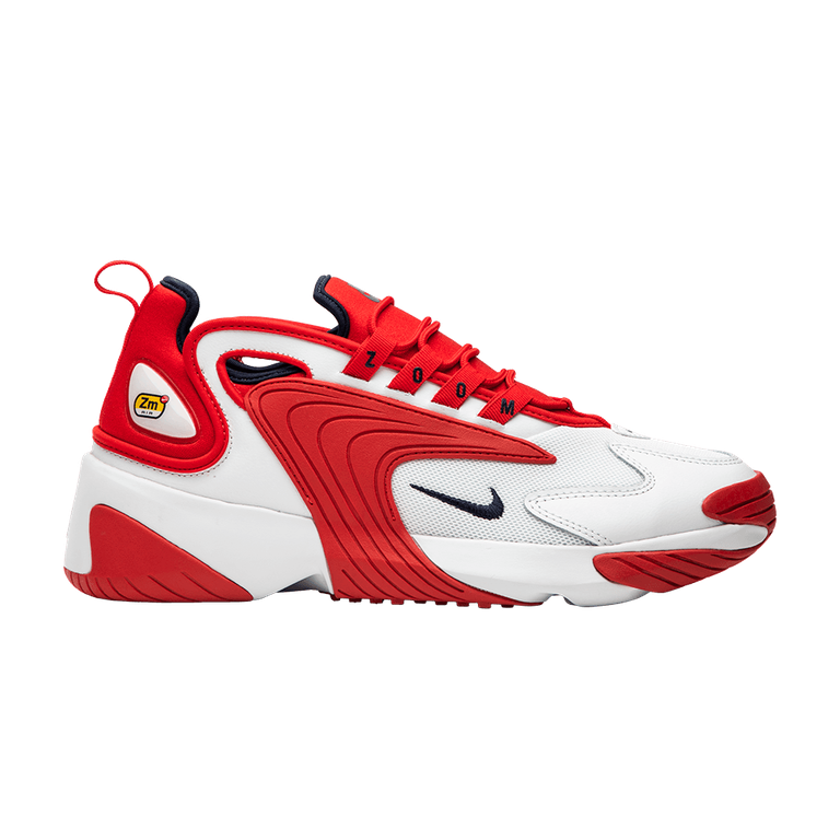 Nike Zoom 2k All Red