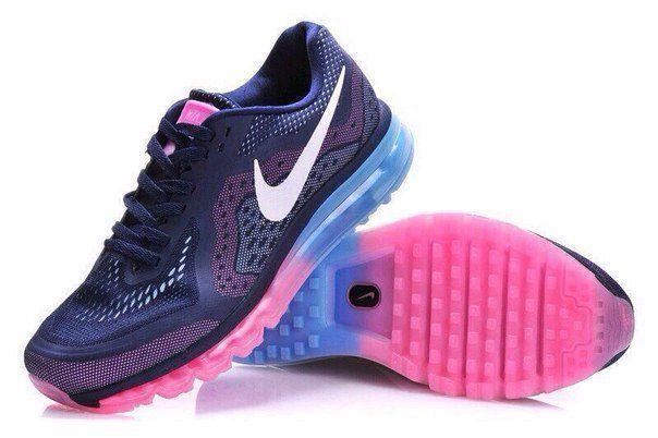 Nike Air Max 2014 Фиолетовые