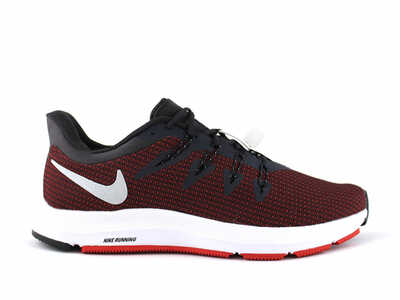 Nike Air Zoom Running Бело-красные_mobile