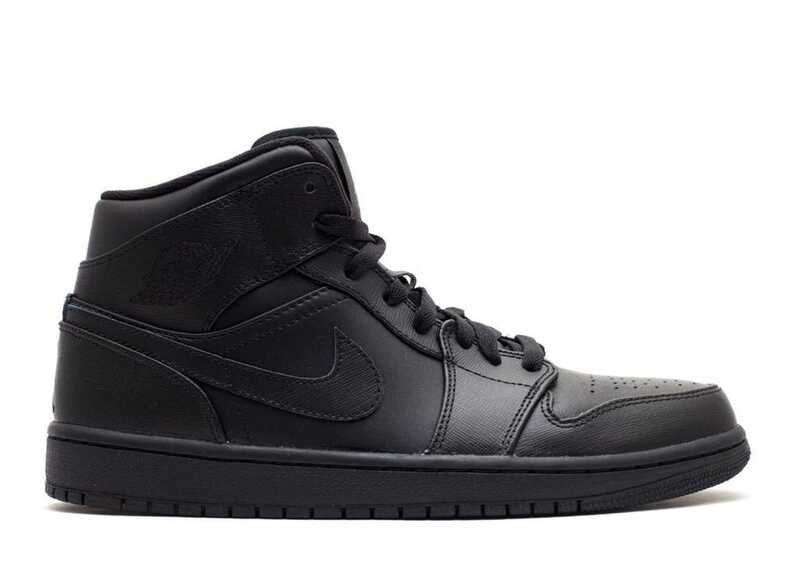 Nike Air Jordan 1 Retro All Black