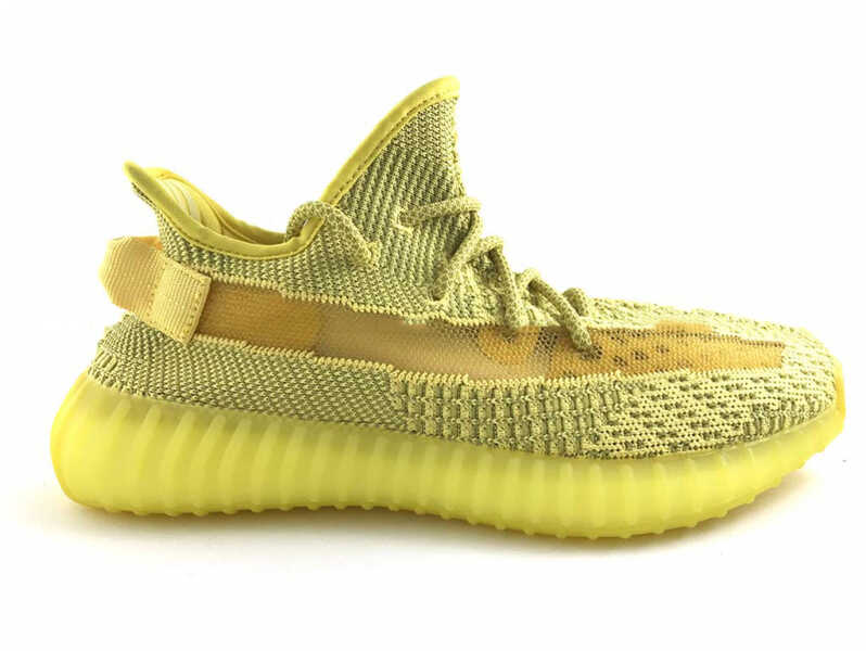 Adidas Yeezy Boost 350 V2 Hyper Yellow