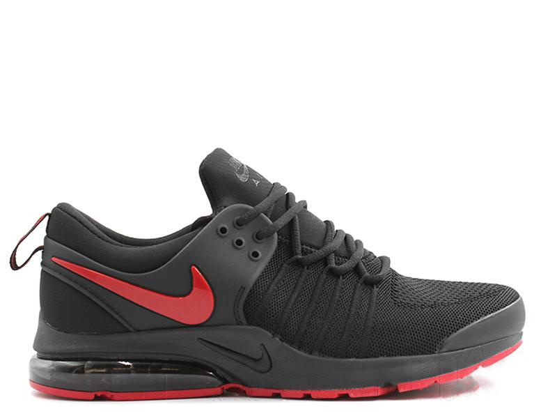 Nike Air Presto Черно-красные