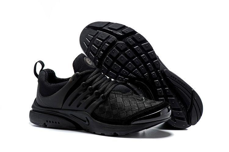 Nike Air Presto BR QS Черные