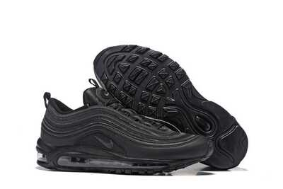 Nike Air Max 97 Hyperfuse Черные