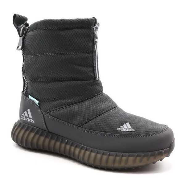 Дутики Adidas Boost Tremx 25 Серые с мехом