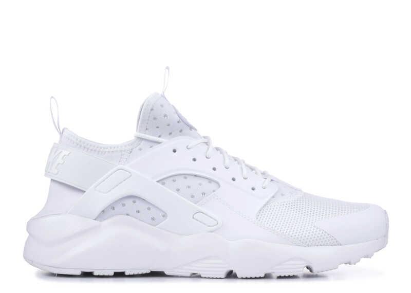Nike Air Huarache Ultra Белые