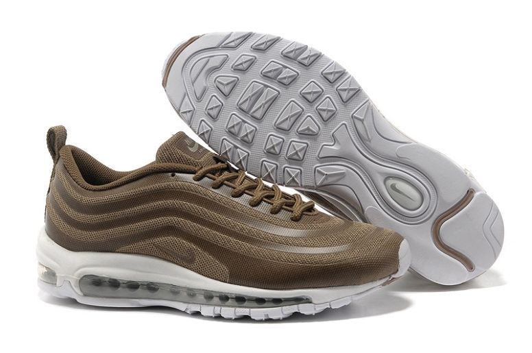 Nike Air Max 97 Hyperfuse Коричневые