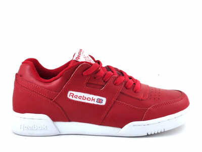 Reebok Classic Workout Plus Red/White R19_mobile