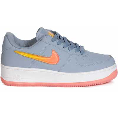 Nike Air Force 1 Low '07 PRM 2 Серо-розовые_mobile
