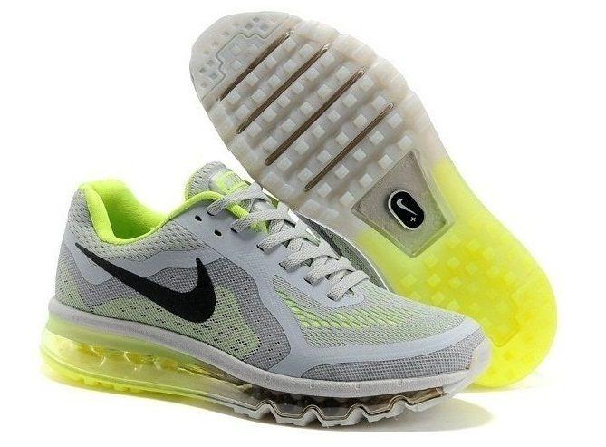 Nike Air Max 2014 Желтые
