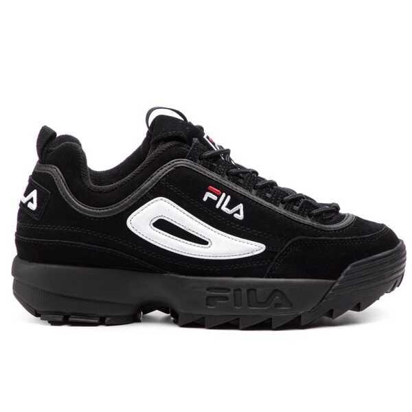 Fila Disruptor 2 Черные с белые