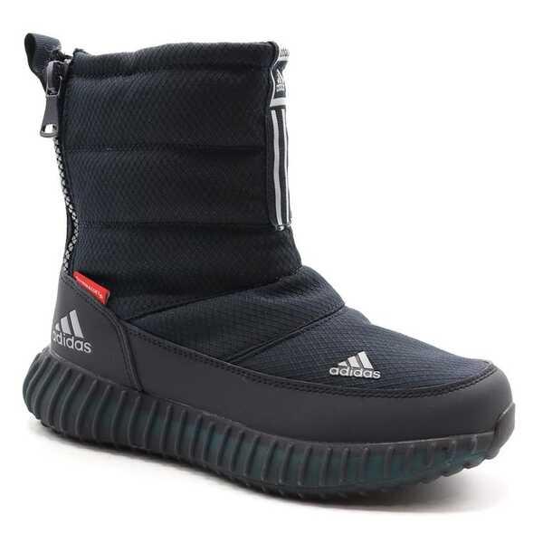 Дутики Adidas Boost Tremx 25 Синие с мехом