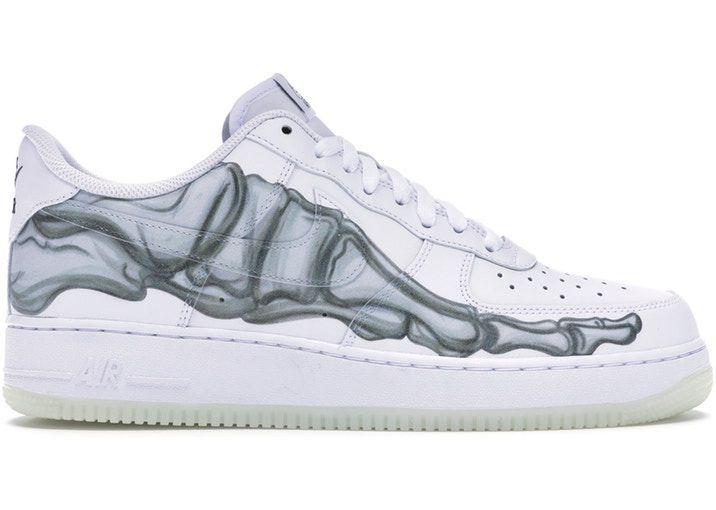 Nike Air Force Черно-белые