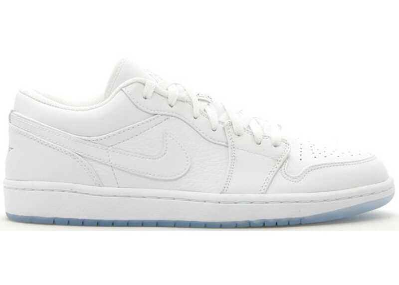 Air Jordan 1 Retro Low All White
