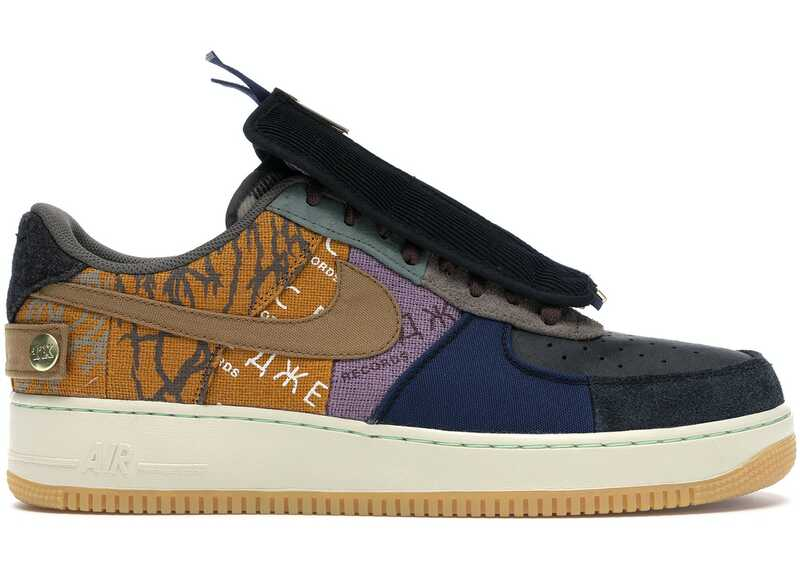 Nike Air Force 1 Low x Travis Scott Cactus Jack
