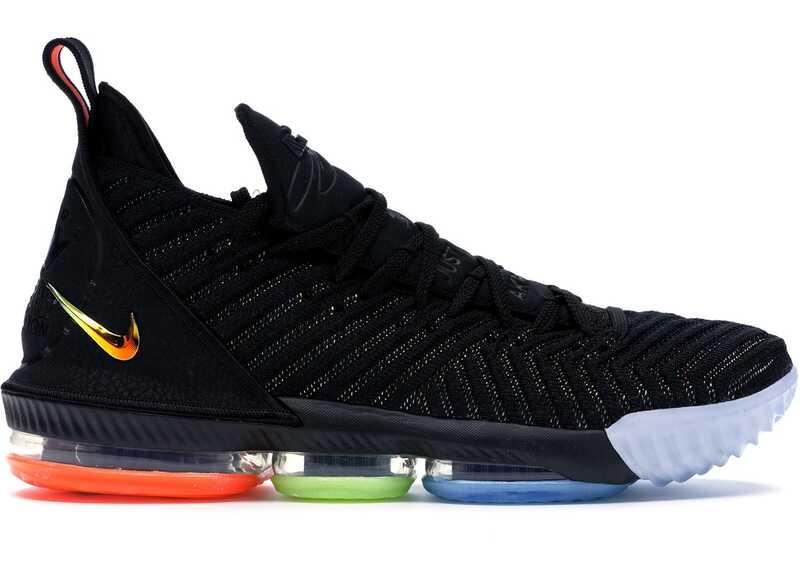 """Nike Lebron 16 """"I Promise"""""""