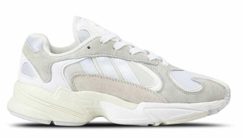 Adidas Yung 1 Белые
