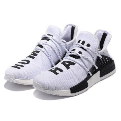 Adidas NMD X Pharrell Williams Human Белые