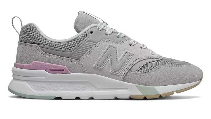 New Balance 997H Light Grey