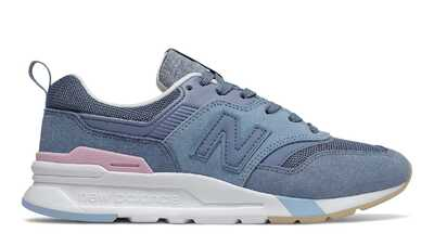 New Balance 997H Blue/Purple/White
