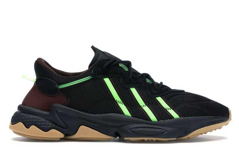 Adidas Ozweego Black/Brown/Green