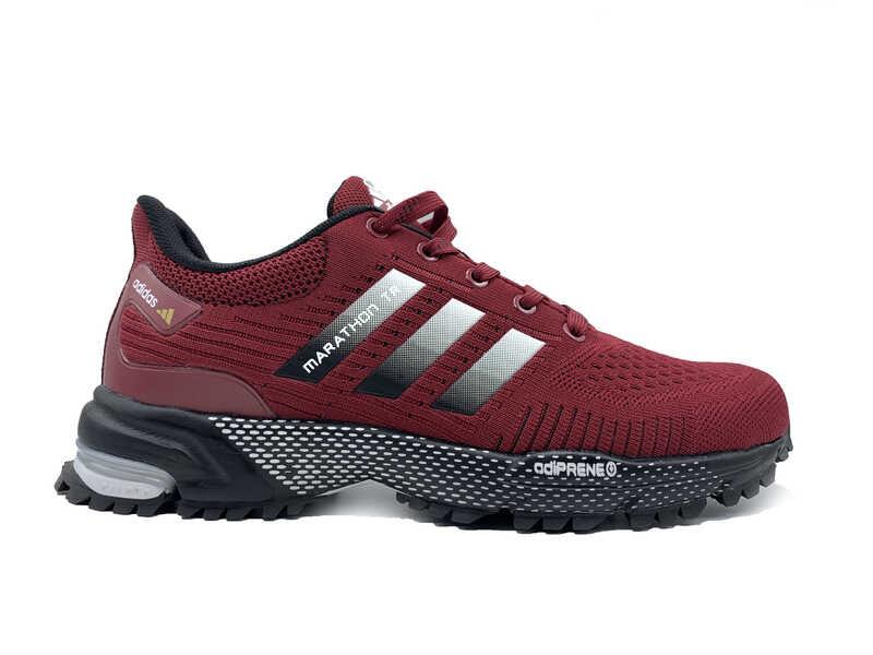 Adidas Marathon TR Бордовые