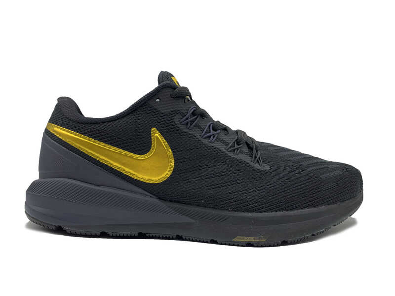 Nike Air Zoom Running Black/Gold