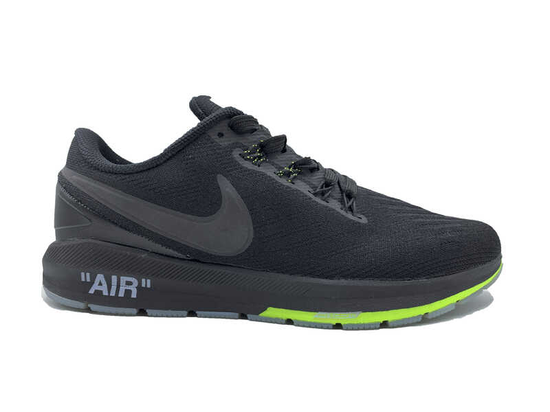 Nike Air Zoom Running Black/Green