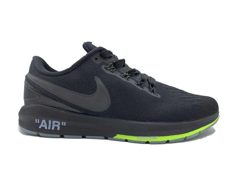 Nike Air Zoom Running Black/Green