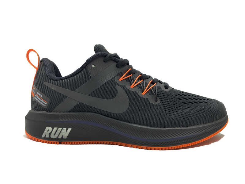 Nike Air Zoom Running Black/Orange