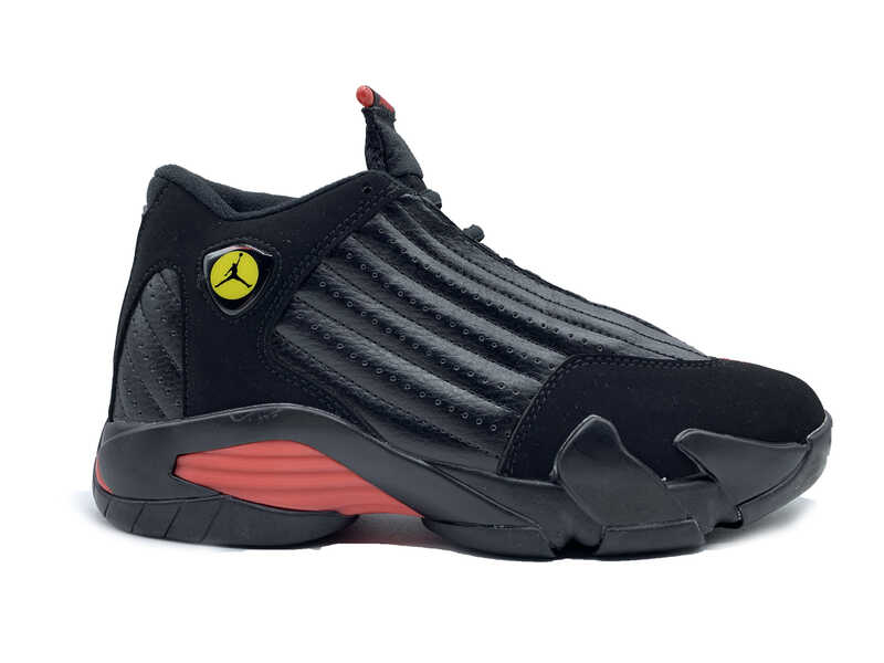 NIKE AIR JORDAN 14 RETRO BLACK