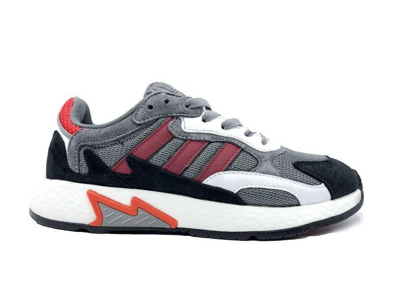 Adidas Tresc Run Grey/White/Red