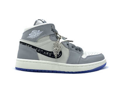 NIKE AIR JORDAN 1 X DIOR GREY_mobile