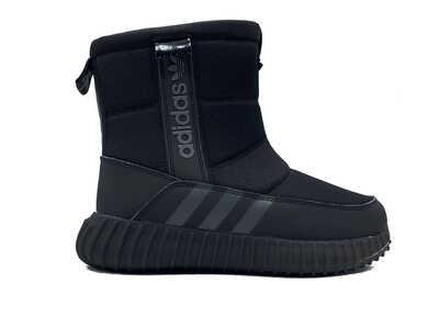 Дутики Adidas All black