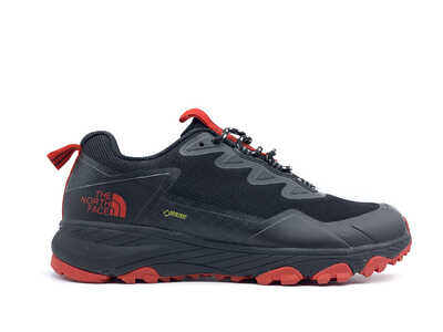 The North Face Gore-tex Termo black red