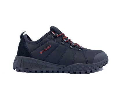 Columbia Waterproof thermo Mid Black
