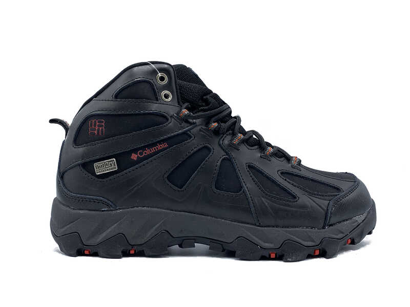 Columbia Out Dru Waterproof Thermo all Black