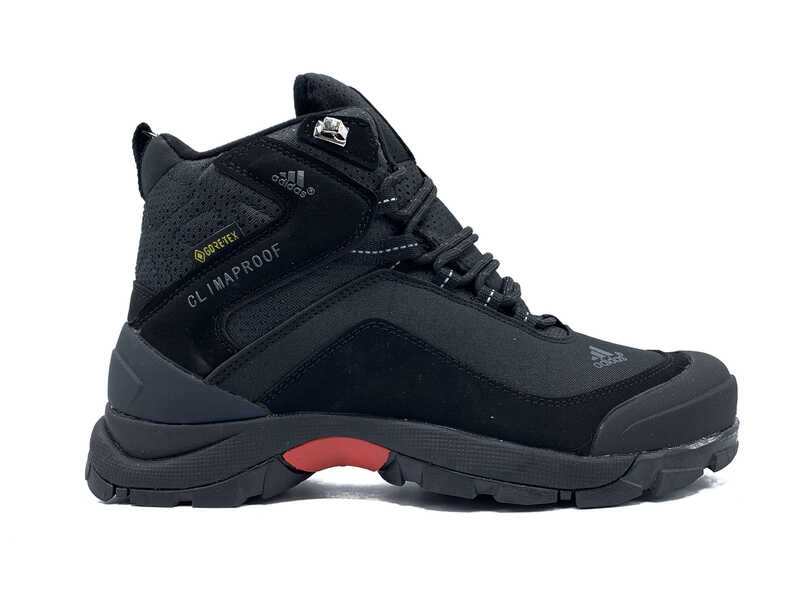 Adidas Climaproof goretex thermo all black