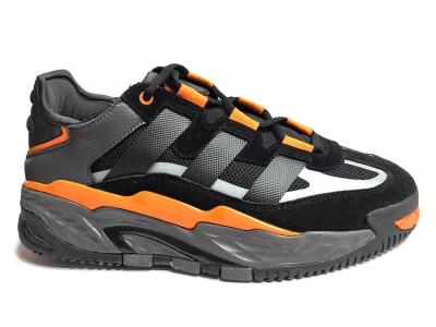 Adidas Niteball Black/Orange