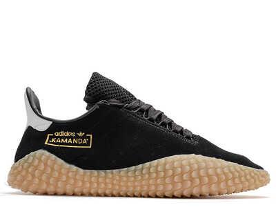Adidas Kamanda Черные