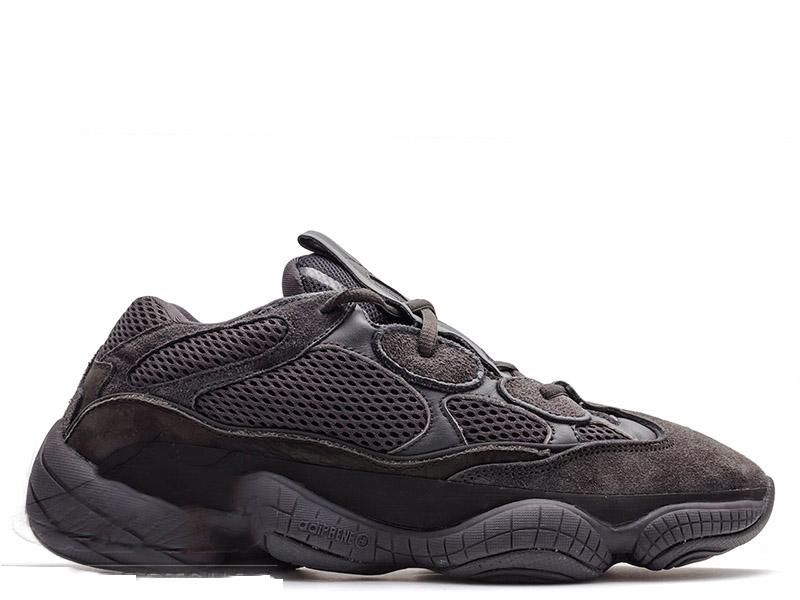 Adidas Yeezy Boost 500 Черные